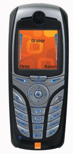 Motorola C385 – Orange – Pay As You Go Mobile Phone