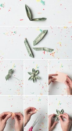 Necklaces Diy Money necklace DIY for graduate Graduation Leis, Graduation Necklace, Money Lay For Graduation, Money Necklace, Diy Necklace, Necklaces, Pearl Necklace, Money Origami, Diy Money Lei