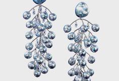 Assael award winning pearl earrings