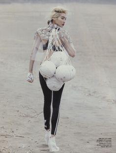 Vogue Korea June 2014, Soo Joo Park
