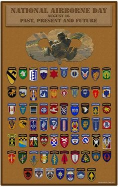 Airborne Army, Airborne Ranger, 82nd Airborne Division, Military Quotes, Military Humor, Military History, American Flag Eagle, American Soldiers, Army Structure