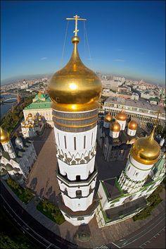 Колокольня Иван Великий (airpano.ru)