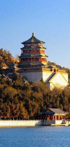 Famous Summer Palace in Beijing       21 Magnificent Photos That Will Place China On Your Bucket List