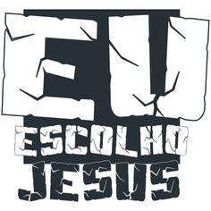 Estampa para camiseta Religiosa 001524 - Customize Transfer