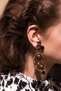 Boucle d'oreille a la mode 2016
