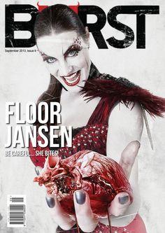 Burst Magazine Issue 9, September 2013 Sun Photo, September 2013, Magazine, Flooring, Makeup, Queen, Female, Make Up, Magazines