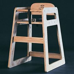 Buy High Chair Plan No 820 at Woodcraft
