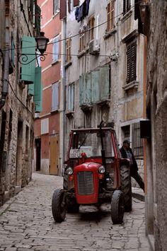 Rovigno-città vecchia