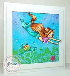 Sugar Nellie: RETIRED Under the Sea