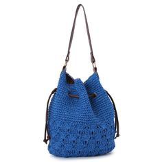 HusHusH crochet bag
