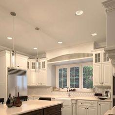 Recessed lighting kitchen Apartment Element Reflections Fleur Inch Dome Trim Element Lightingindirect Lightingkitchen Recessed Pinterest 69 Best Recessed Lighting Ideas Images In 2019 Accent Lighting