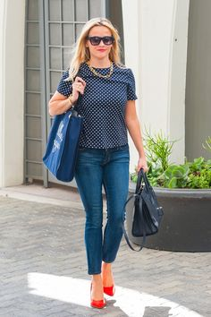 The Secret to Nailing Reese Witherspoon's Style