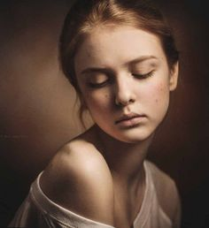 Portrait Photography by Paul Apal'kin