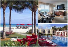 Acqualina Resort & Spa on the Beach in #SunnyIsles #Beach #Florida