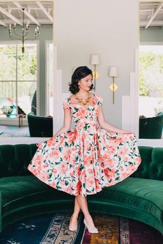 ModCloth bridesmaid dresses | Photo by Fondly Forever