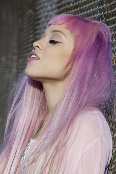Chanel Castaneda #pinkhair