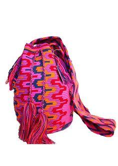 Wayuu Mochila Bags . Handcraft Trading