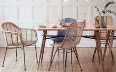 Für lange Zeit waren sie verschwunden, jetzt legen sie ihr verstaubtes Image ab: Rattan-Sessel im 60ies-Look sind die neuen It-Pieces für 2016. Wir zeigen, wie man sie zu Hause stylt und wo ihr sie jetzt kaufen könnt