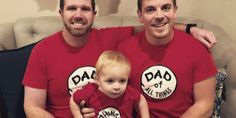 Gay dads announce they're having triplets in cutest reveal ever