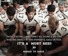 Faith, Football & Family... WHEN THE GAME STANDS TALL in Theaters Now! Inspired by a true story - https://movies.showtimes.io/us/when-the-game-stands-tall/?campaign=social