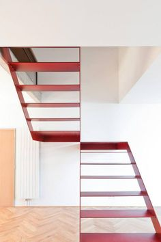 4 Times The Stair Decoration Would Make You Feel Amazed - Trend Crafts Staircase Handrail, Interior Staircase, Arch Interior, Modern Staircase, Staircase Design, Interior Architecture, Interior Design, Staircase Ideas, Staircases