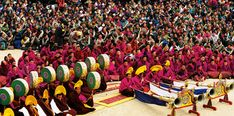 #Himachal #Pradesh is equipped with mesmerising features which add an imploring essence to the famous festivals of Himachal Pradesh. It is a #Buddhist carnival generally held in #Lahaul. The festival welcomes the New Year in a grand way where people immerse in the aura of happiness throughout.