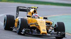 2016 Formula 1 Rolex Grand Prix D'Australie, Vendredi - Renault Sport