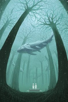 """""""Night of the Whale"""" by Leaver_ Imgur"""