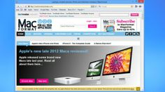 The Best Browser for OS X We tried the main browsers on a Core i5 iMac, ...