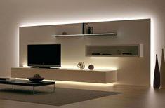 Die 86 besten Bilder auf TV Wand Ideen | Living Room, TV und Living ...
