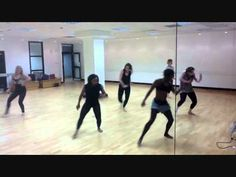 Michael Buble - Feeling Good : Jazz Dance Choreography!