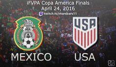 FIFA Pro Clubs: iFVPA Copa America Final Preview - http://bigbadesports.com/2016/04/17/fifa-pro-clubs/fifa-pro-clubs-ifvpa-copa-america-final-preview/