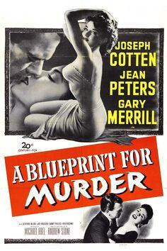 A BLUEPRINT FOR MURDER 1953