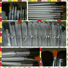 Elf brush set 12 pcs