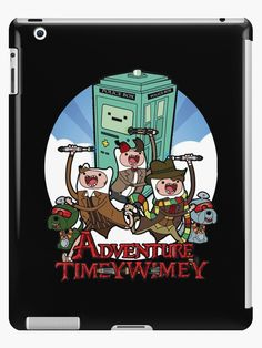 Doctor Who Adventure Time