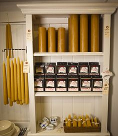 A modern general store that features everything from chic office supplies and Egyptian cotton towels to straw market baskets and handmade beeswax candles. The store also sells its own line of organic home goods under the name Tourne. (718-388-8642; brookfarmgeneralstore.com)
