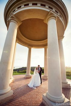 Pelican Hill Wedding - Photo by KLK Photography - http://www.klkphotography.com - #Wedluxe -  - Follow @WedLuxe for more wedding inspiration!