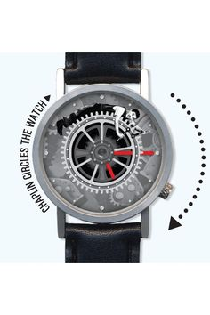 Unemployed Philosophers Guild Modern Times Watch
