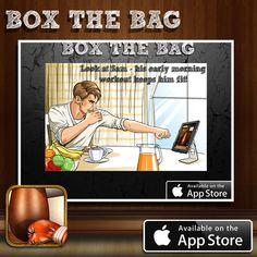 Download #App : https://itunes.apple.com/us/app/boxthebag/id549472951?mt=8