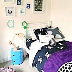 Archer's Bedroom is a Finalist in Home Beautiful Magazine - The Stylist Splash