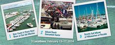 Official Site of the Miami International Boat Show | Miami, FL Feb 13-17, 2014 - http://www.miamiboatshow.com/default.aspx