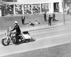 Dealey Plaza, Nov. 22, 1963