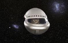 Pet Carrier for little astronauts