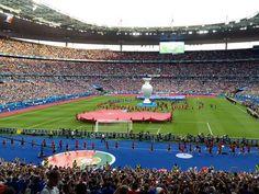L'athlétisme au stade de FranceC'est la compétition reine. Celle la plus attendue par les spectateurs comme les téléspectateurs : l'athlétisme. C'est ici que Usain Bolt, Asaffa Powel et Renaud Lavillenie étaleront leurs talents.