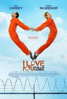 High resolution official theatrical movie poster ( of for I Love You Phillip Morris Image dimensions: 2025 x Starring Jim Carrey, Ewan McGregor, Leslie Mann, Rodrigo Santoro Romance Movies, All Movies, Great Movies, Movies Online, Movie Tv, Movie Theater, Theatre, Awesome Movies, Comedy Movies