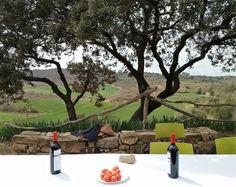 Cecilia nos recomienda Sant Grau, un alojamiento rural a un paso de Cardona donde disfrutar de un fin de semana en familia.