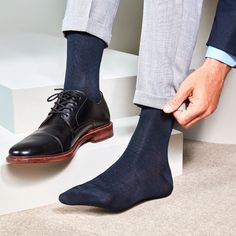 Fashion Socks, Mens Fashion, Sheer Socks, Silk Socks, Cotton Socks, Fashionable Snow Boots, Black Socks, Sock Shoes, Men Dress