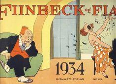 Fiinbeck og Fia 1934