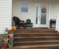 porch stairs - Google Search