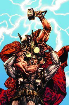 Thor vs Ragnarok